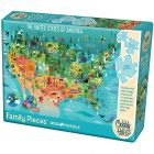 UNITED STATES OF AMERICA PUZZL