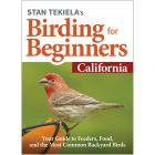 BIRDING FOR BEGINNERS: CALIFORNIA
