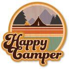 WOODSTICKER HAPPY CAMPER