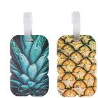 LUGGAGE TAGS X2