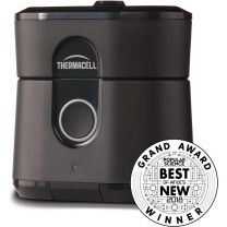 THERMACELL RADIUS MOSQUITO REPELLER 18 HOUR STARTER KIT - BLACK