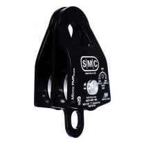 SMC MICRO PMP DOUBLE PULLEY COLOR BLACK