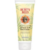 BURT'S BEES AFTER SUN SOOTHER ALOE AND COCONUT  6 OZ