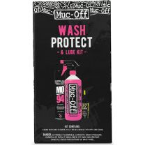 WASH, PROTECT &  LUBE KIT- DRY